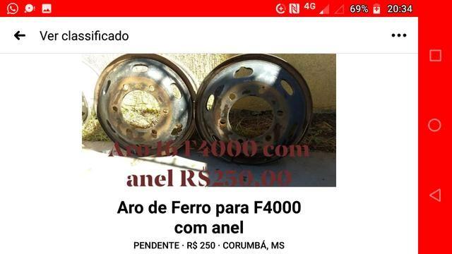 Aro 6 Furos F4000
