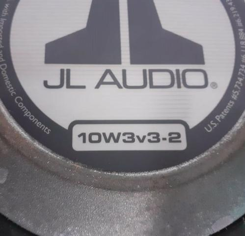 Subwoofer JL10W3v3-S2 - Foto 2