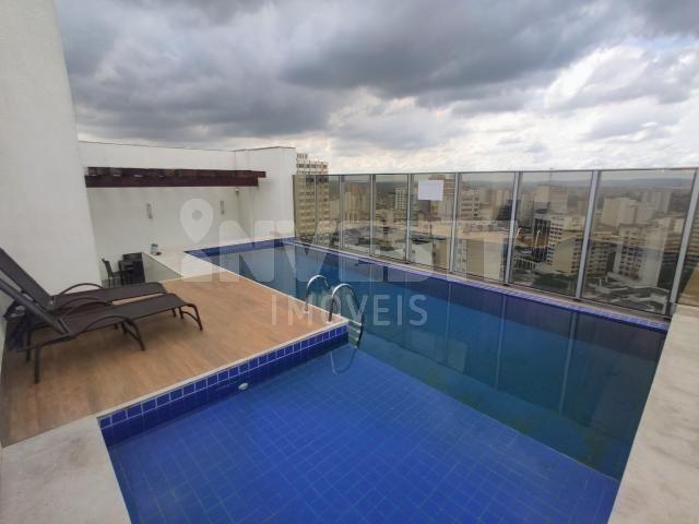 Apartamento para alugar com 1 dormitórios em Setor central, Goiânia cod:596