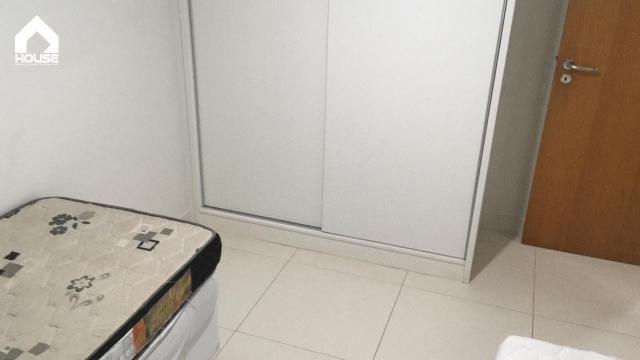 Apartamento para alugar com 3 dormitórios em Praia do morro, Guarapari cod:H4925 - Foto 13