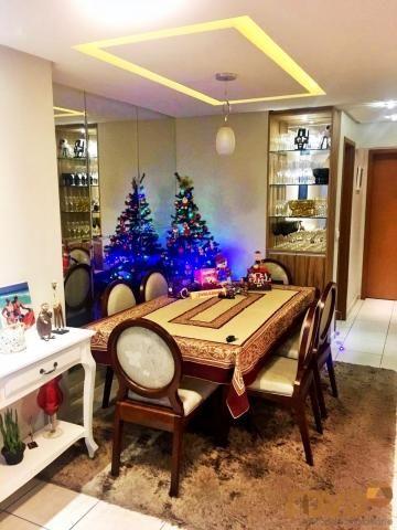 Apartamento à venda com 3 dormitórios em Parque amazônia, Goiânia cod:NOV235844 - Foto 5