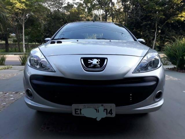 Peugeot 207 XR Sport 1.4 8V Flex Completo 2009/2010 - Foto 2