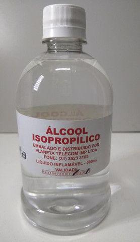 Álcoool Isopopilico Limpeza Eletronica, Placas, Circuitos - Foto 2