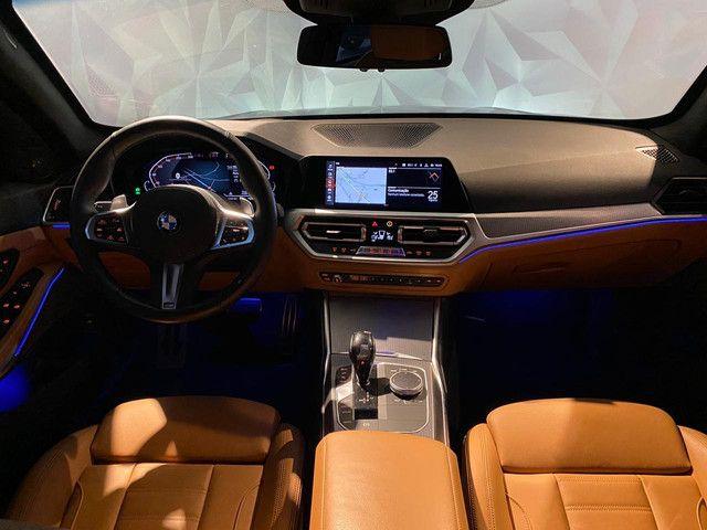 BMW 330 M SPORT BLINDADA, 2020, apenas 10.000 Km, igual á zero Km - Foto 6