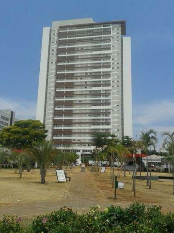 Apartmento 01 quarto com suíte, Res. K Apartments, St Oeste