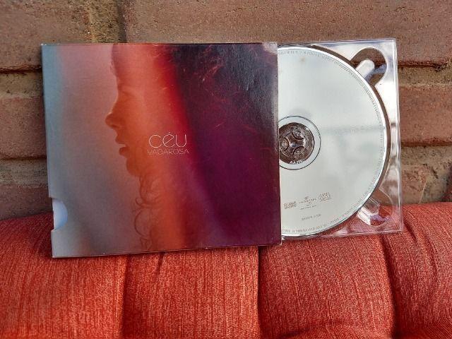 CD Céu - Vagarosa - Usado. Excelente conservação - Foto 2