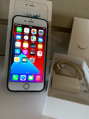 IPHONE 6s FUNCIONANDO TUDO, SEM DETALHE  - Foto 2