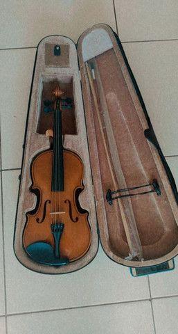 Violino 4/4 Dominante usado