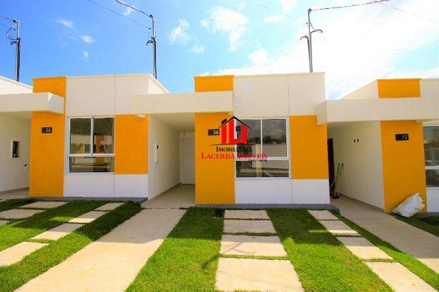 Riviera Del Sol, Casa Térrea, use FGTS, Pronto Morar, Bairro Flores - Foto 2