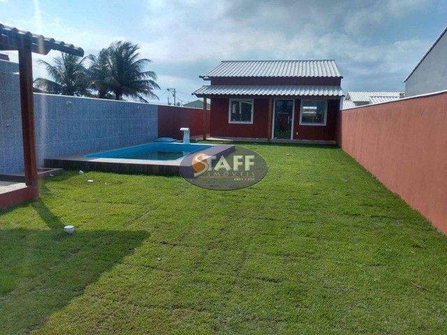 KSWA- Casa com terrenos de 360m² em Unamar - Cabo Frio - Foto 4