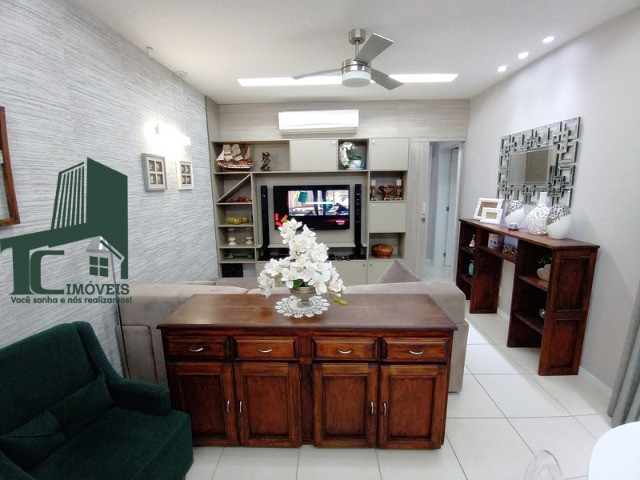 Apartamento com Vista para o Rio 100% Mobiliado - Foto 10
