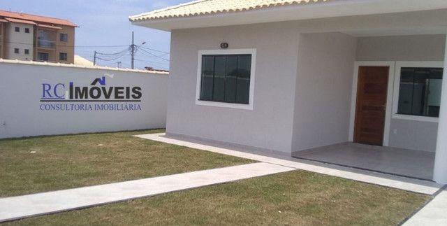 Lindíssima casa em Itaipuaçú com suíte ! - Foto 2