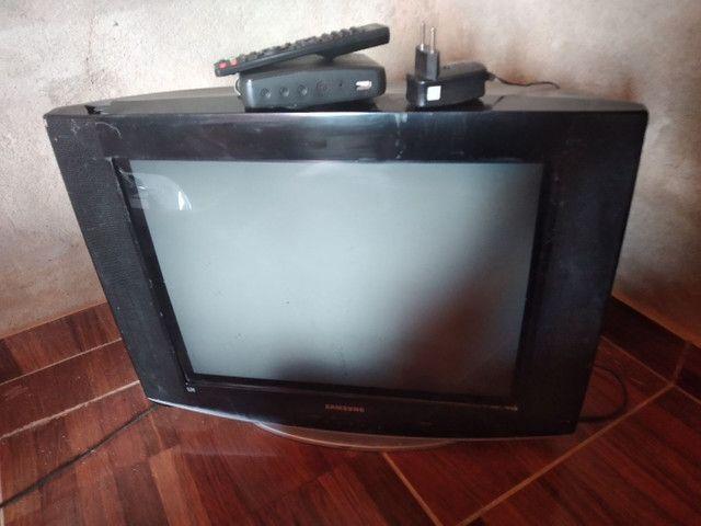 vendo tv com converso - Foto 4