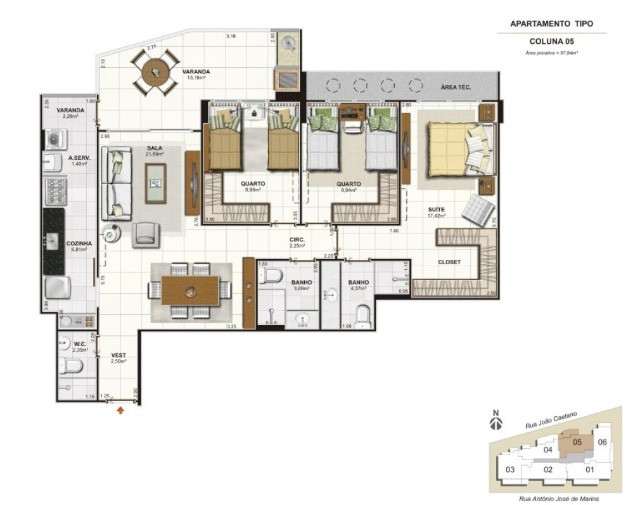 Condomínio Residencial L`Avenir - Itaboraí, RJ - Financiamento Direto!!! - Foto 18