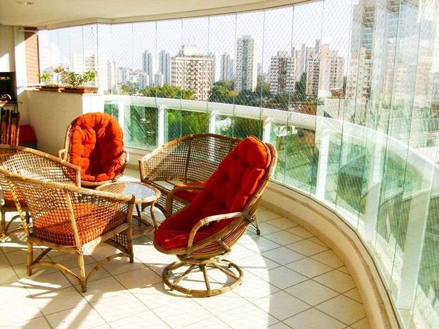 Apartamento para alugar com 4 dormitórios em Jardim marajoara, São paulo cod:REO70334