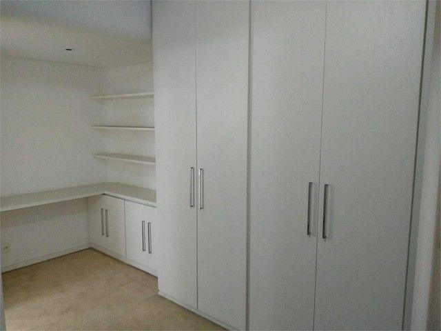 Apartamento para alugar com 4 dormitórios em Alto da boa vista, São paulo cod:REO94909 - Foto 8