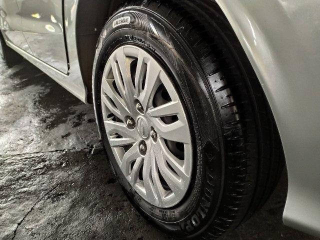 Ford KA Sedan  Flex 2020 Completo ( Aceitamos troca e financiamos ) - Foto 9