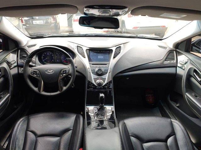 AZERA 2012/2013 3.0 MPFI GLS V6 24V GASOLINA 4P AUTOMÁTICO - Foto 7