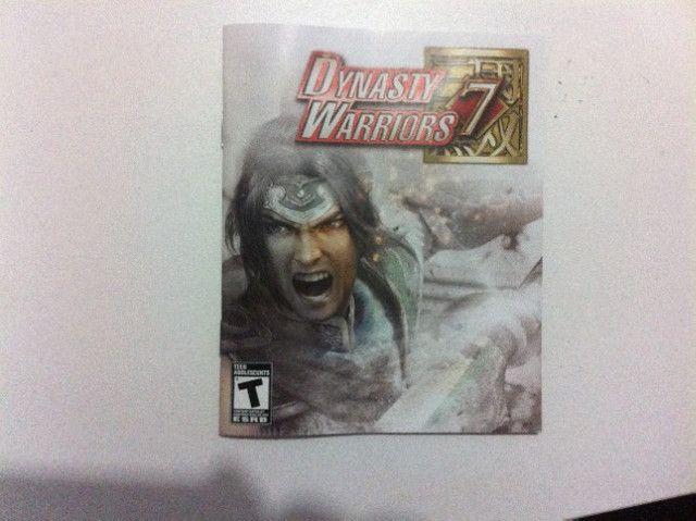 Usado - Dynasty Warriors 7 para PS3 - Foto 4