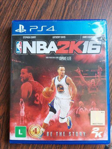 NBA2K 16