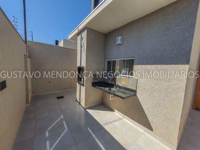 Casa com 3 quartos e espaço gourmet no Rita Vieira 1- Ótima localização! - Foto 5
