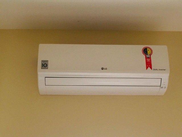 Ar Condicionado Inverter LG 9000btu 220v - Foto 2