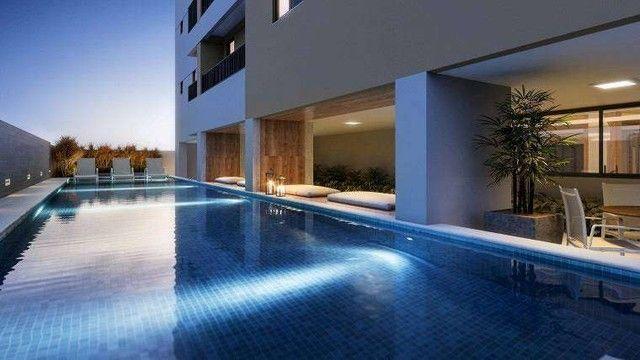 Hit Marista - Apartamento de 116m², com 2 à 3 Dorm - Setor Marista - GO - Foto 17
