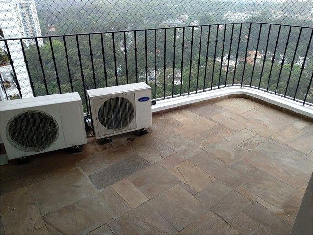 Apartamento para alugar com 4 dormitórios em Alto da boa vista, São paulo cod:REO7136 - Foto 3