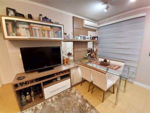 Apartamento à venda com 1 dormitórios em Jardim botânico, Porto alegre cod:REO566756 - Foto 4