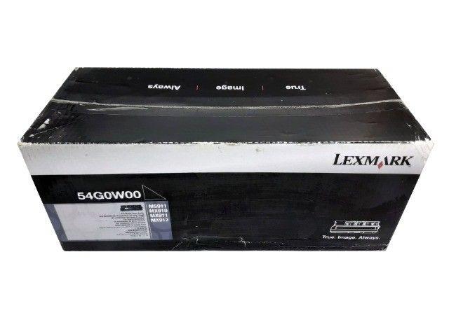 Recipiente de Resíduo Lexmark 54G0W00 Original Novo