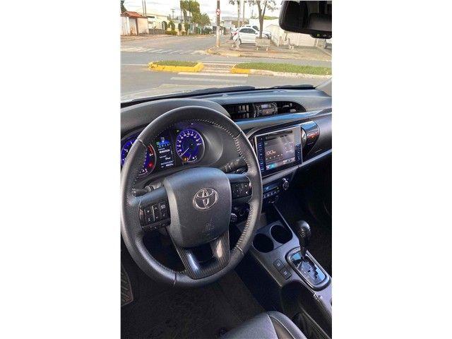 Toyota Hilux 2019 2.8 srv 4x4 cd 16v diesel 4p automático - Foto 7