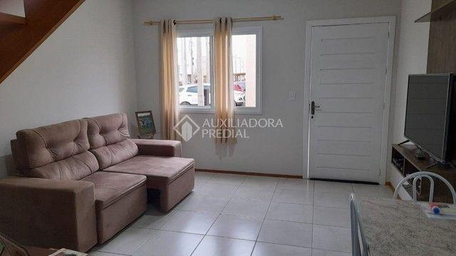 Casa de condomínio à venda com 2 dormitórios em Restinga, Porto alegre cod:343228