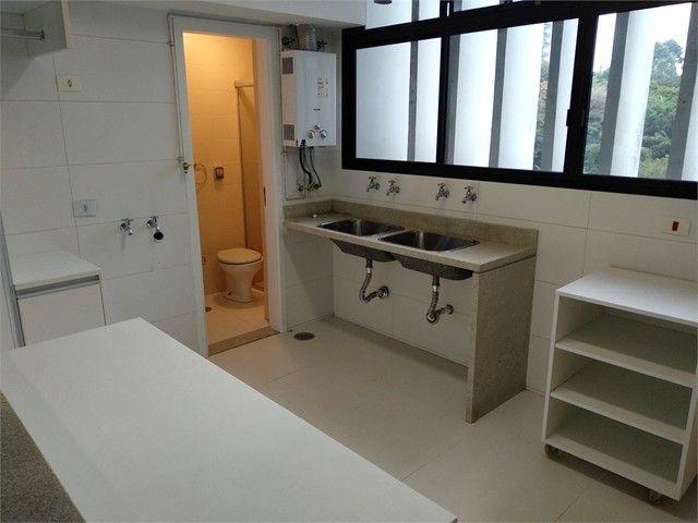 Apartamento para alugar com 4 dormitórios em Alto da boa vista, São paulo cod:REO22610 - Foto 9