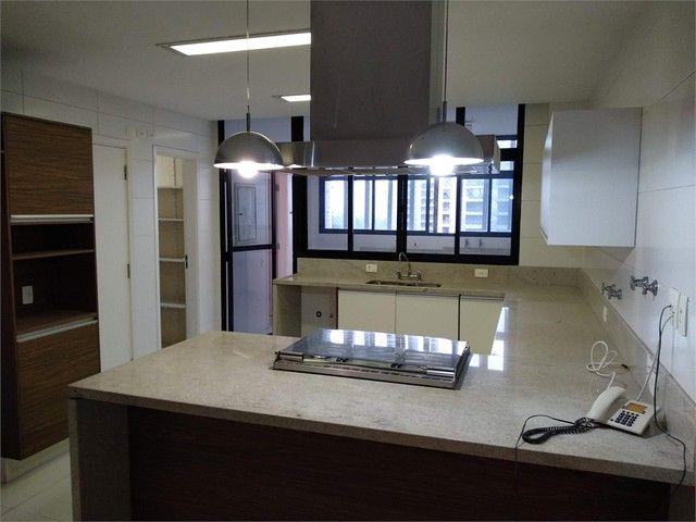 Apartamento para alugar com 4 dormitórios em Alto da boa vista, São paulo cod:REO94909 - Foto 9