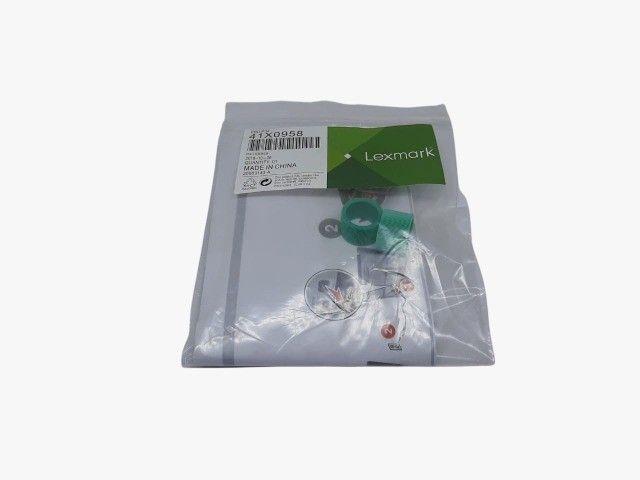 Borracha de Rolete Lexmark 41X0958 Original Novo