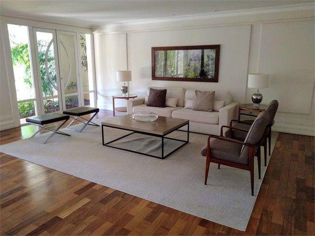 Apartamento para alugar com 4 dormitórios em Alto da boa vista, São paulo cod:REO80584 - Foto 4