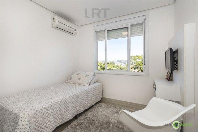 Apartamento à venda com 2 dormitórios em Jardim do salso, Porto alegre cod:REO571748 - Foto 15