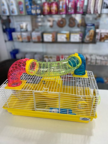 Gaiola de Hamster de tubo Bragança  - Foto 5