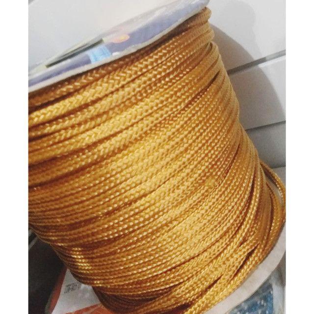 Corda 8 mm R$1,00 o metro