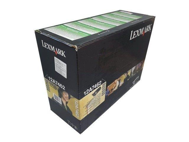 Toner Lexmark 12A7462 Original Novo - Foto 2