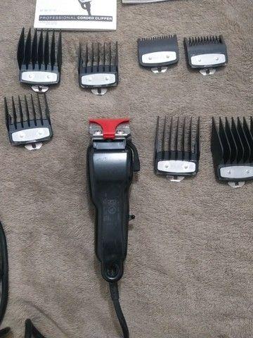 Máquina Wahl Legend de corta cabelo profissional  - Foto 4