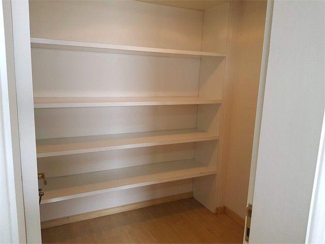 Apartamento para alugar com 4 dormitórios em Santo amaro, São paulo cod:REO96634 - Foto 18