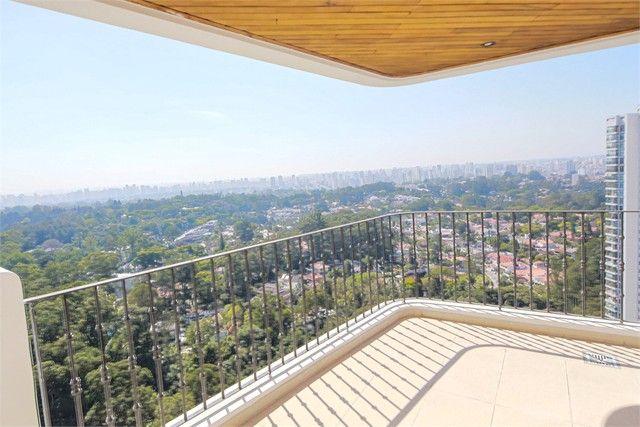 Apartamento para alugar com 4 dormitórios em Alto da boa vista, São paulo cod:REO385560 - Foto 7