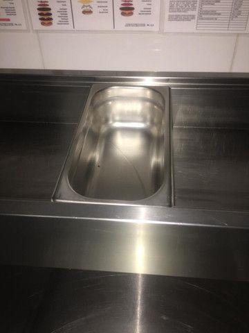Balcão Refrigerado Inox - Foto 2