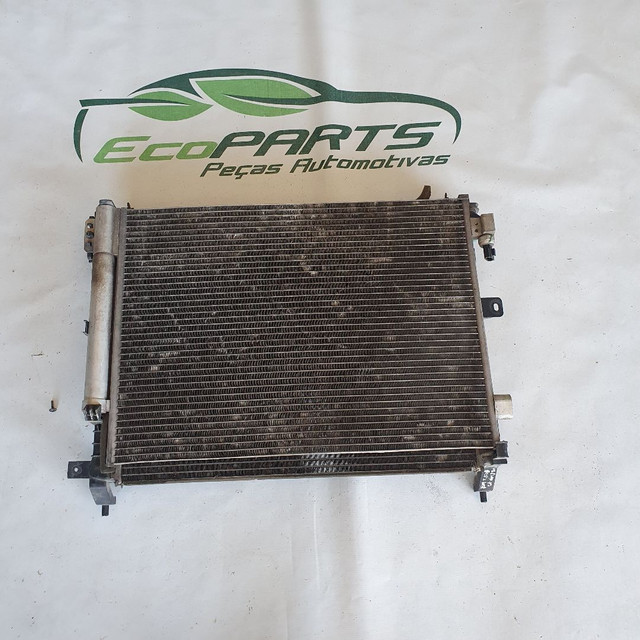 Radiador e condensador nissan march e Versa  - Foto 5