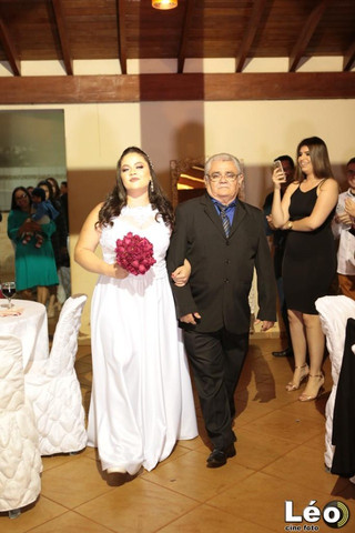 Vestido de noiva Plus Size - Foto 3
