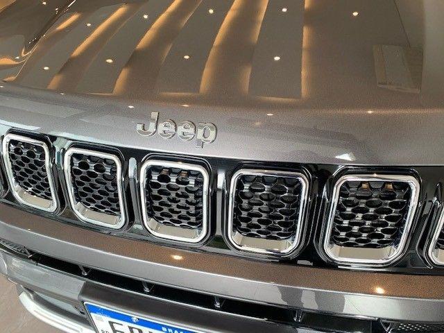 Novo Jeep Compass Limited 1.3 turbo flex 2022 . 185 cavalos exclusivo para PJ e PCD - Foto 4