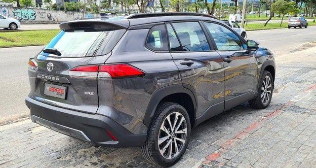 Toyota Corolla Cross XRE 2021/2022 - OKM!!! - Foto 3