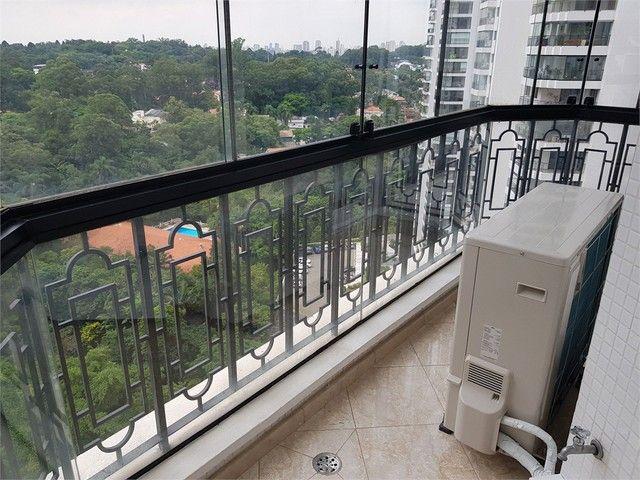 Apartamento para alugar com 4 dormitórios em Santo amaro, São paulo cod:REO96634 - Foto 10