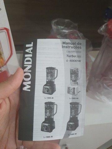 Liquidificador mondial turbo - Foto 5